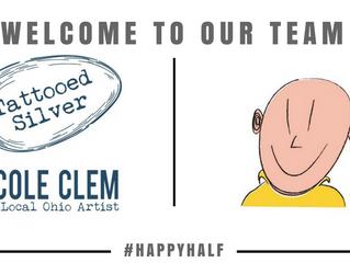 Tattooed Silver Joins Happy Half Team!