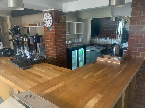 Bar in Progress