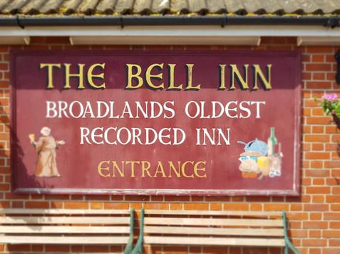 Broadlands Oldest Recorded Inn