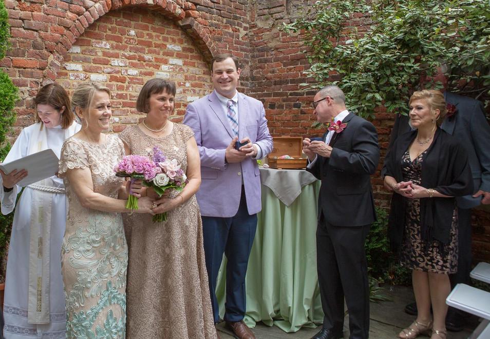 Alexandria Virginia LGBTQIA Wedding