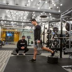 Arlington Fitness Trainer Branding Photography