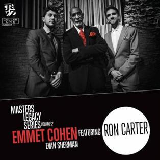 Emmet Cohen, Ron Carter, Evan Sherman
