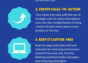 [Infographic] 5 Essential Web Design Strategies