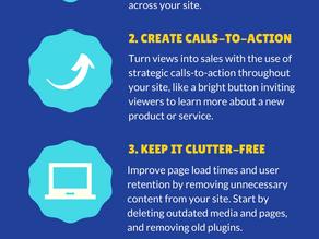 [Infographic] 5 Essential Web Design Strategies