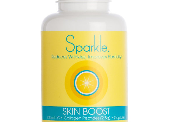 Sparkle Skin Boost Capsules