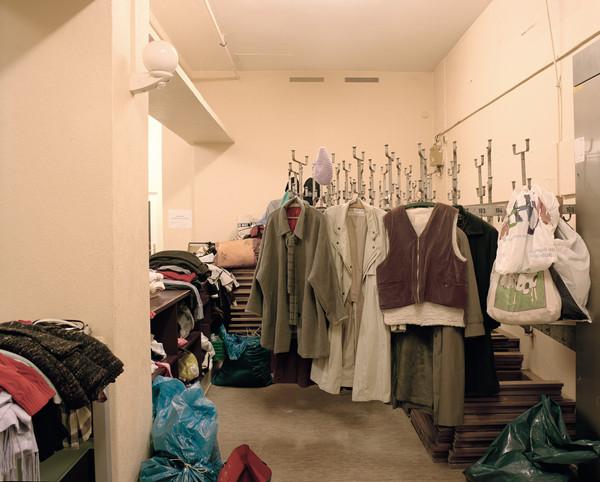 Clothing Corner