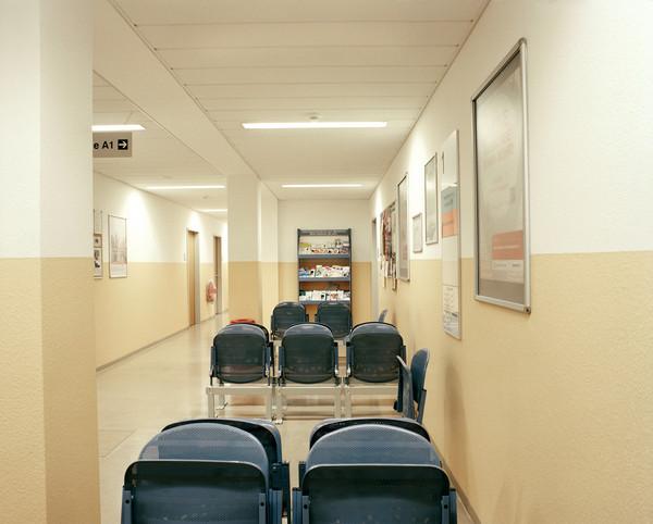 Waiting area three