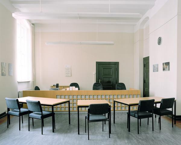 Negotiation room one
