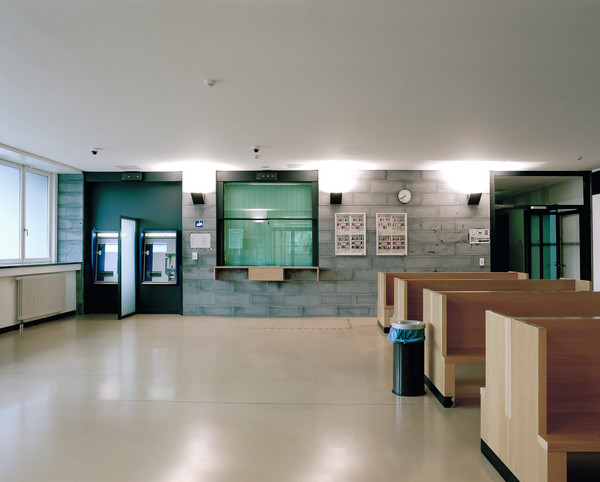 Waiting area two
