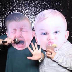 Photobooth fun! #photobooth #mirrormagicphotobooth #saweddings #bride #groom #quinceanera
