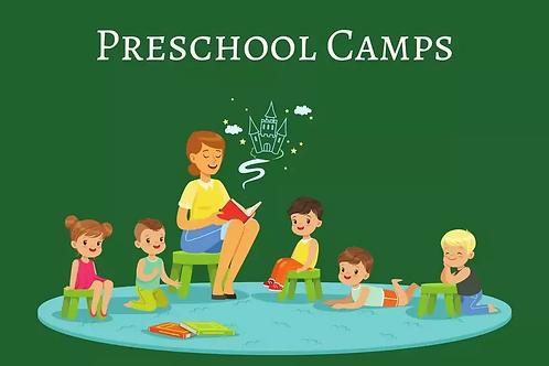 Preschool Summer Camp Payment