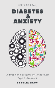 Learn how to manage diabetes & anxiety with this eBook guide.