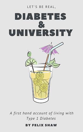 Diabetes, University & alcohol