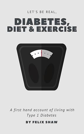 Diabetes, diet & exercise
