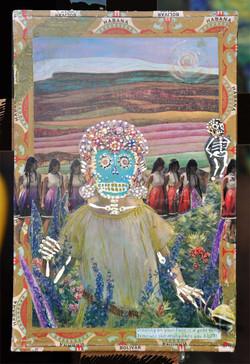Nuestra Señora de la Santa Muerte por el Tabaco