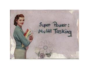 Superpower Multi Tasking