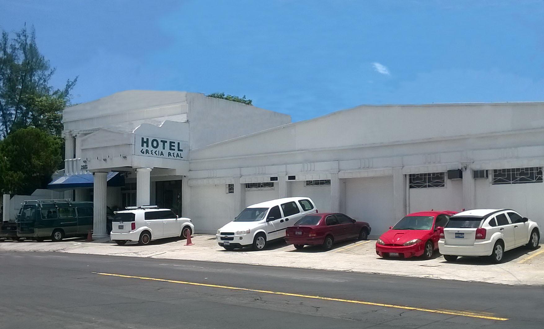   Hotel Grecia Real   San Sa