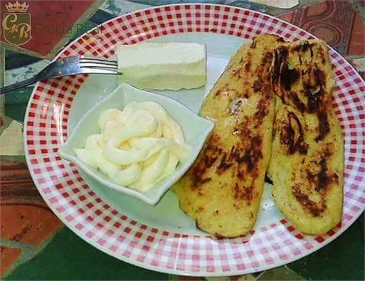 Rigua, Disfruta de la gastronomía típica de El Salvador