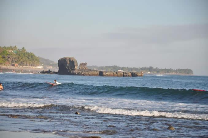 Temporadas para hacer surf en El Salvador
