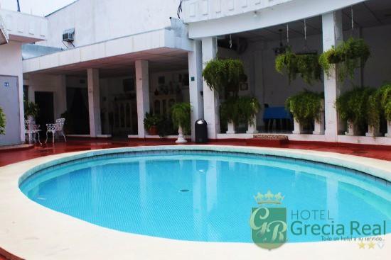 Qué le ofrecemos en el Hotel Grecia Real