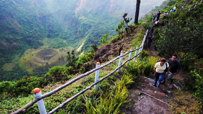 Visita el Parque Nacional El Boquerón