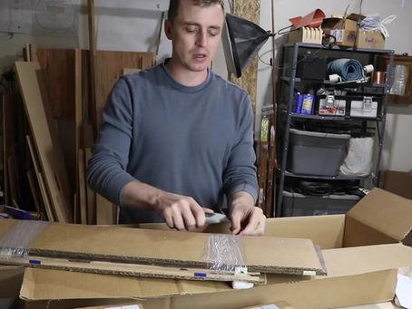הגיטרה האקוסטית - תהליך הבנייה