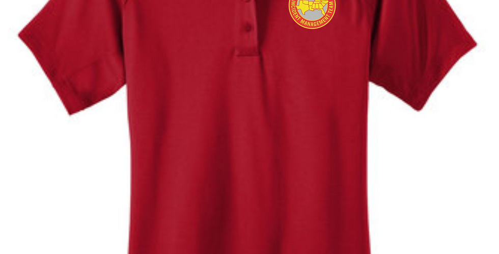 4SW024CS411RDT    Ladies Select Snag-Proof Tactical Polo