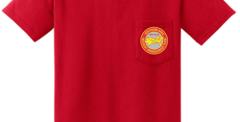 4SW0212300RDT   Ultra Cotton® 100% Cotton T-Shirt with Pocket