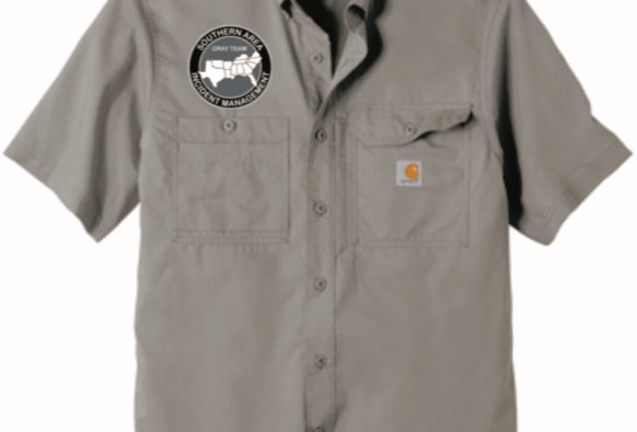 4SW028CT102417GRT       Ridgefield Solid Short Sleeve Shirt