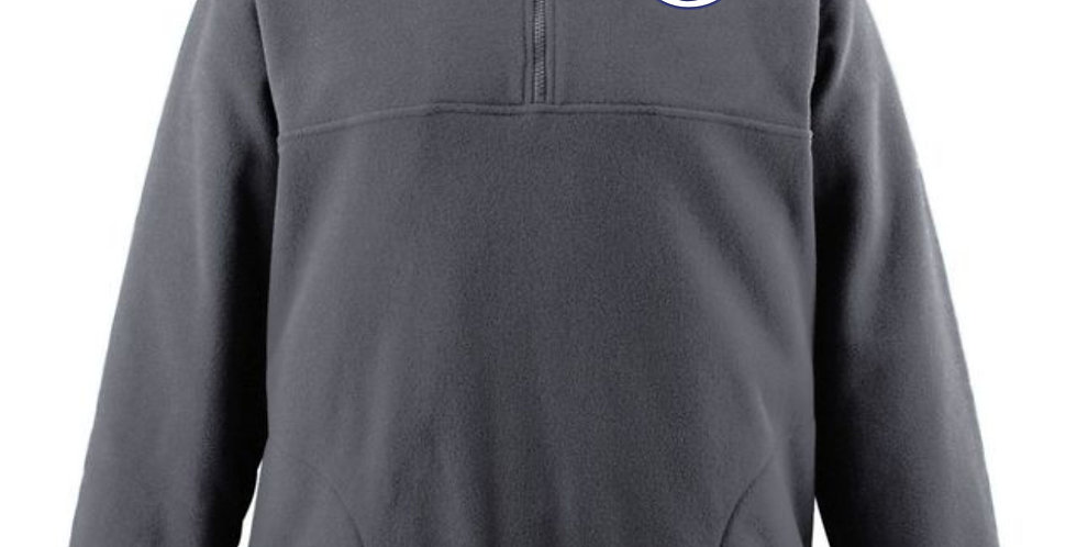4SW013531SCA     Youth Chill Fleece Half-Zip Pullover