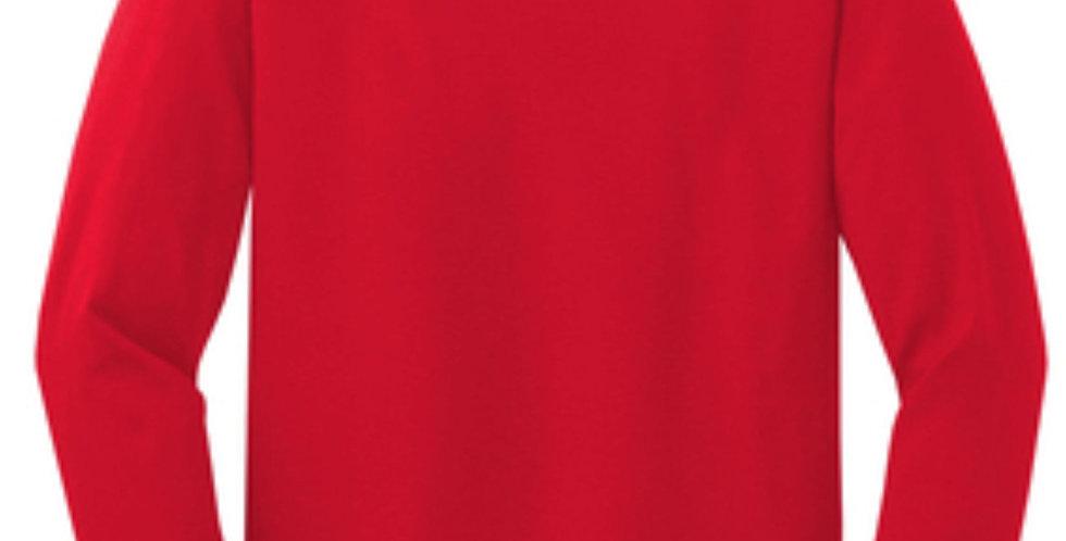 4SW0215400RDT     Heavy Cotton™ 100% Cotton Long Sleeve T-Shirt