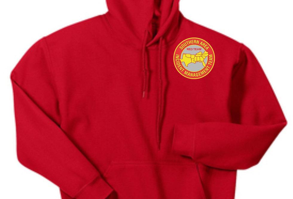 4SW02518500RDT    Heavy Blend™ Hooded Sweatshirt
