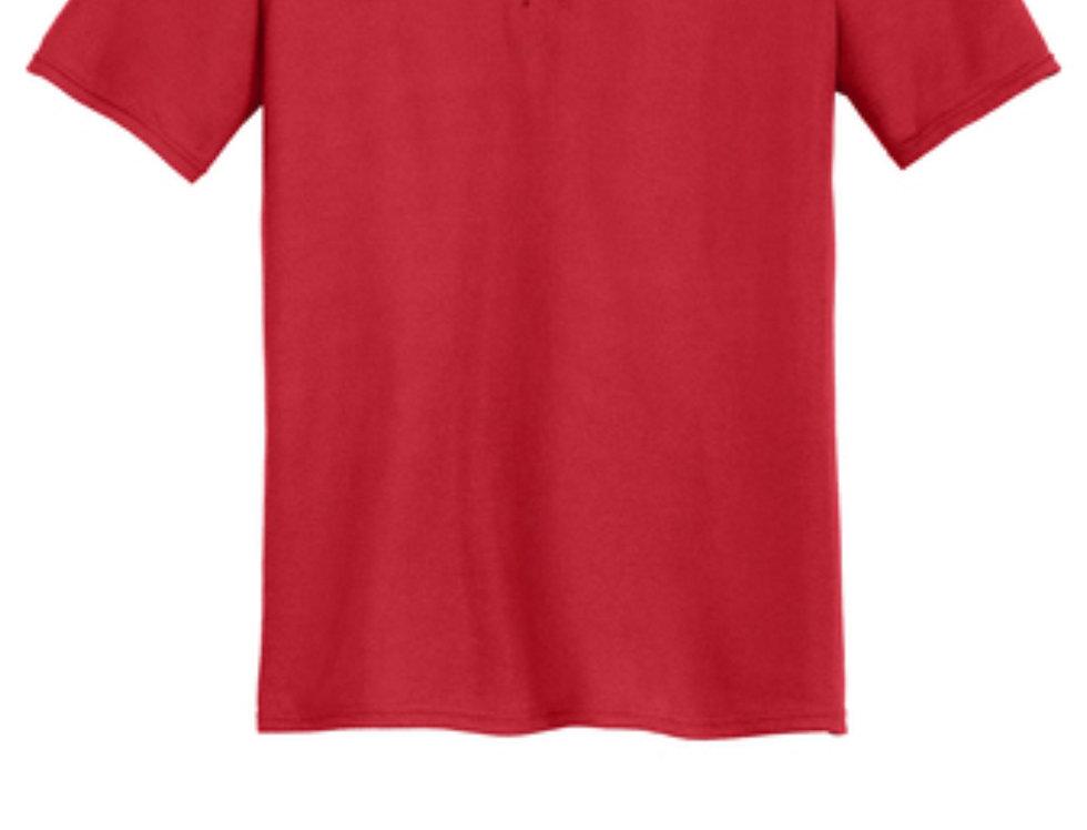 4SW02572800SCA    DryBlend® 6-Ounce Double Pique Sport Shirt