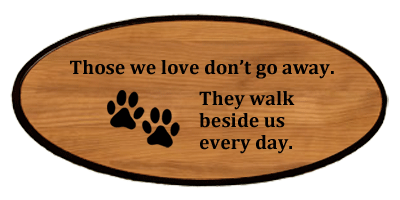 Pet Keepsake - Those We Love