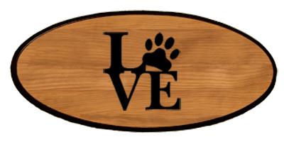 Pet Keepsake - Puppy Love