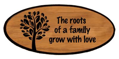 Family Keepsake - Roots of a Family