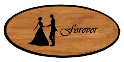 Wedding Keepsake - Forever