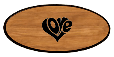 Statement Keepsake - Love Heart