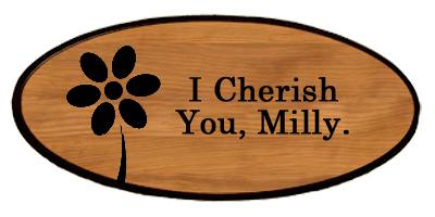 Inspirational Keepsake - Cherish Personalized