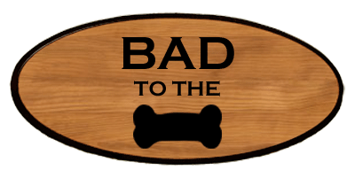 Pet Keepsake - Bad to the Bone