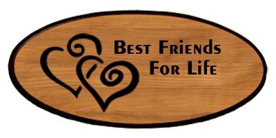Wedding Keepsake - Best Friends For Life