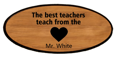 Teacher Keepsake - The Best Teachers Personalized