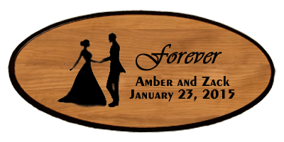 Wedding Keepsake - Forever Personalized