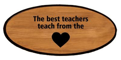 Teacher Keepsake - The Best Teachers