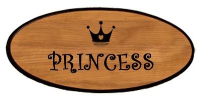 Statement Keepsake - Princess