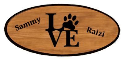 Pet Keepsake - Puppy Love Personalized