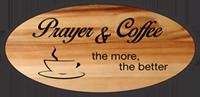 Prayer & Coffee Keepsake