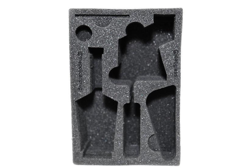 1150 Pelican Case with Custom iDab X PuffCo Foam