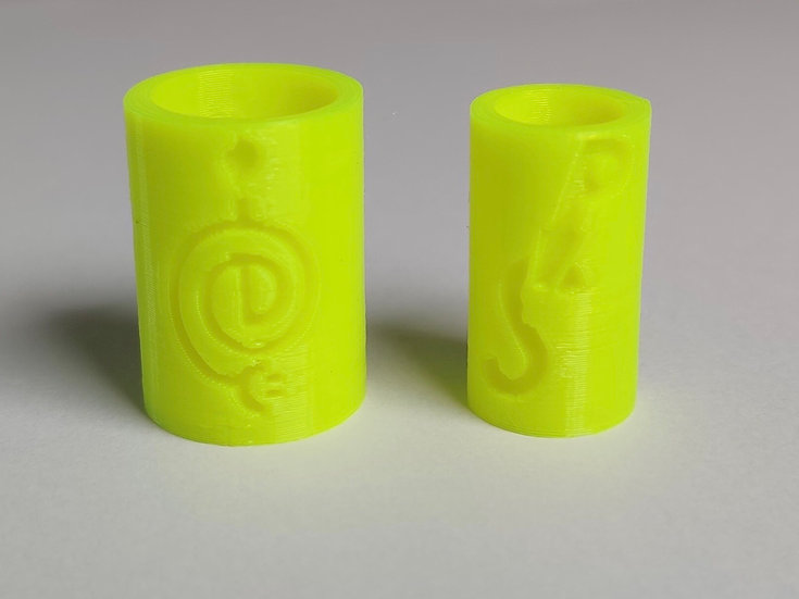 3D Printed Joint Covers DC X PeliSaver