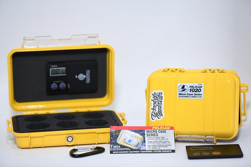 Micro Pelican 1020 Custom Case